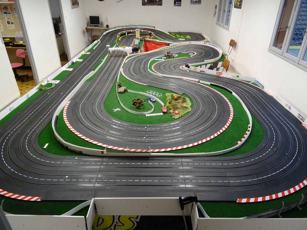 Lsr2 circuit carrera 3