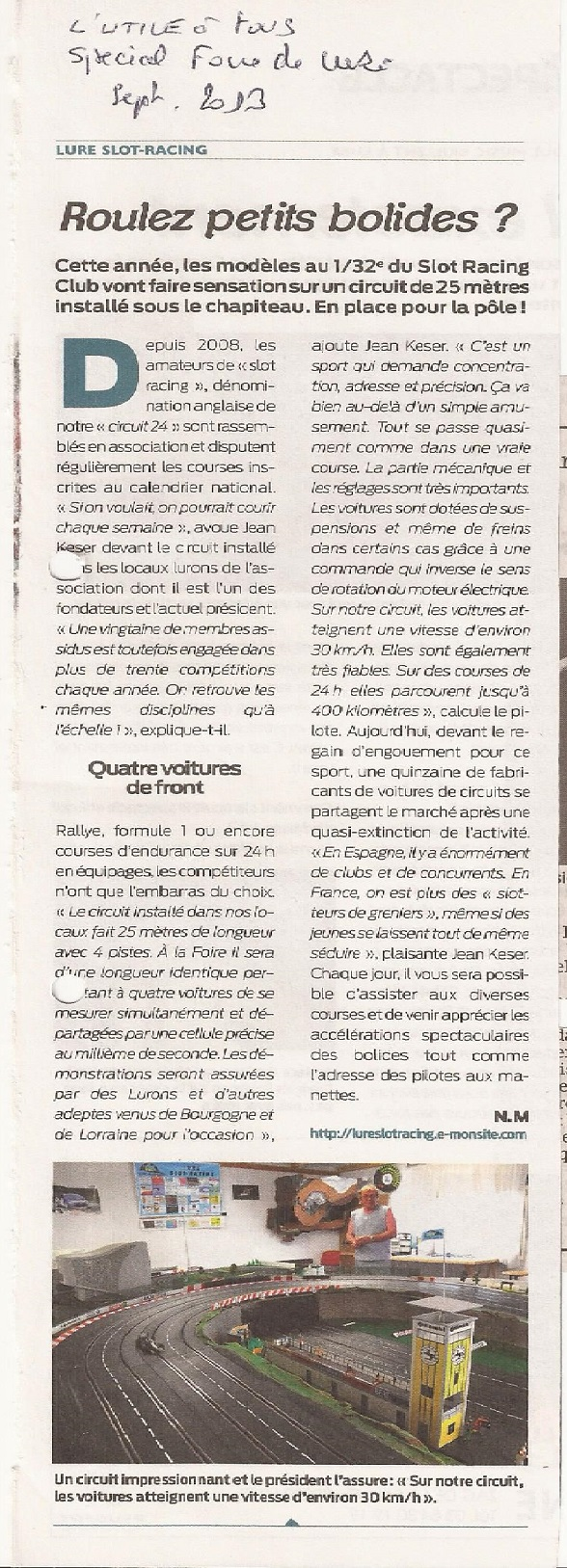 Press foire 2013 2